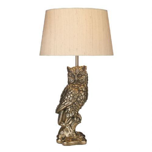 Tawny Table Lamp Bronze Base Only TAW4263 (Hand made, 7-10 day Delivery)